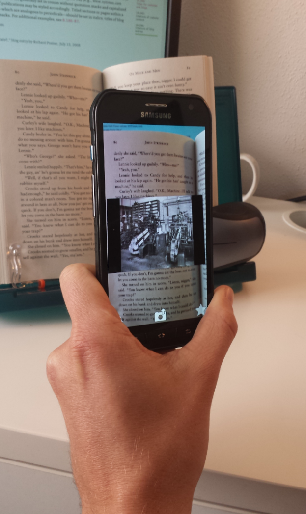 augmented reality research paper essay Applications of augmented reality essay archaeology means the inclusion of research so that new features can be continuously developed and used for enhancing the status of the existing buildings and structures type of paper: thesis/dissertation chapter.