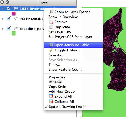 Installing QGIS 2 0 and Adding Layers | Programming Historian